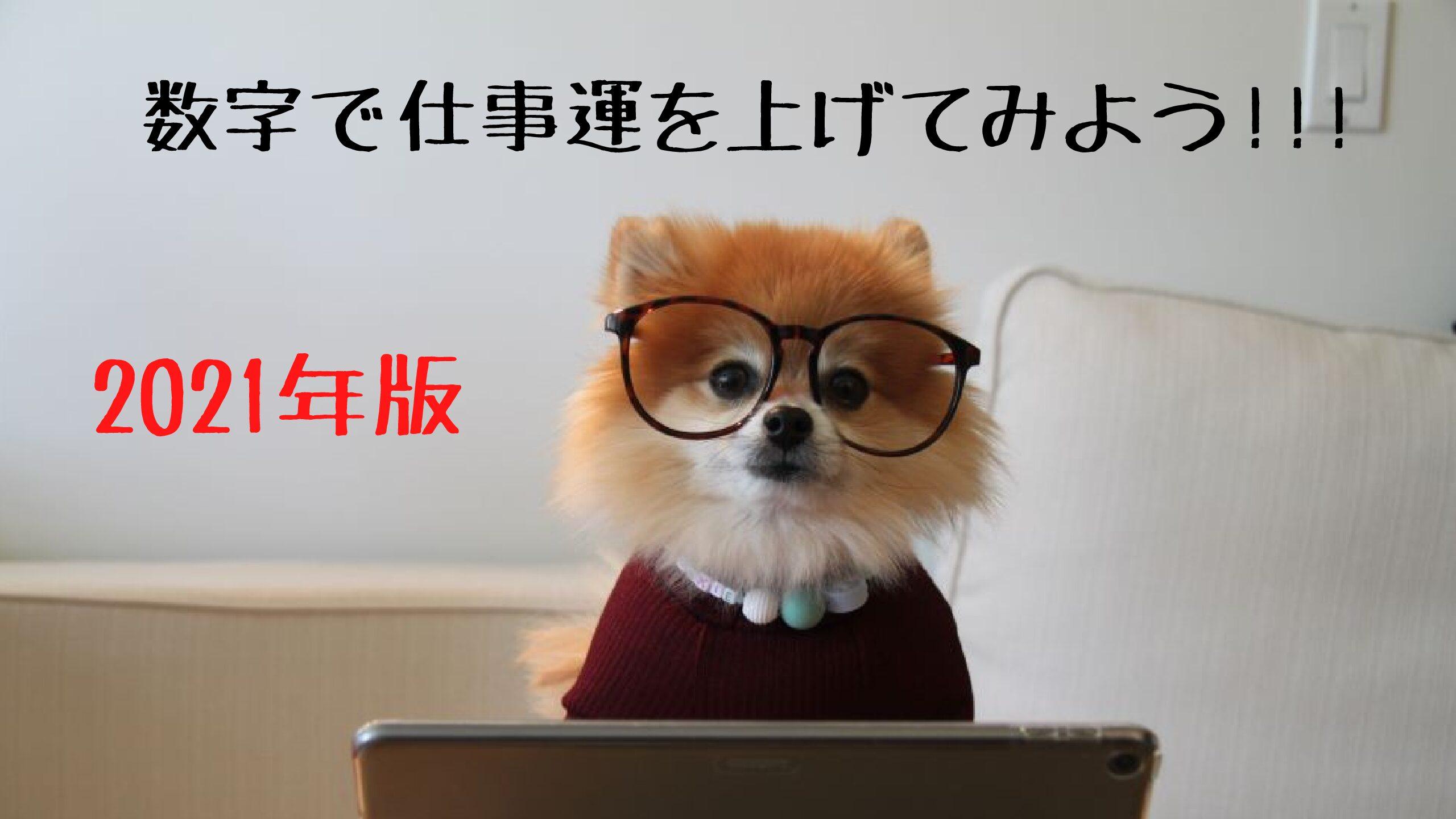 【シウマ】2021年仕事運・携帯番号下4桁数字占い【開運】